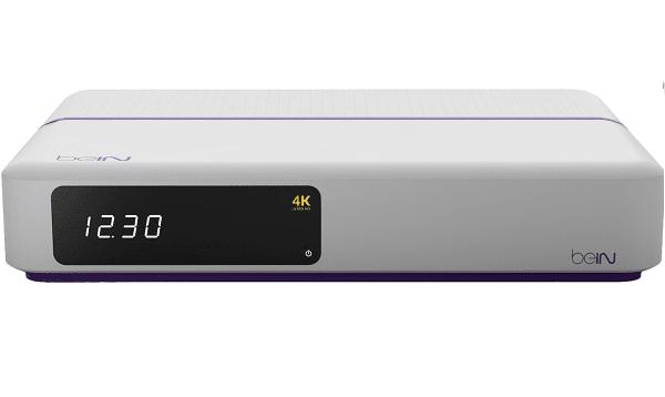 رسيفر beIN 4K Media Server